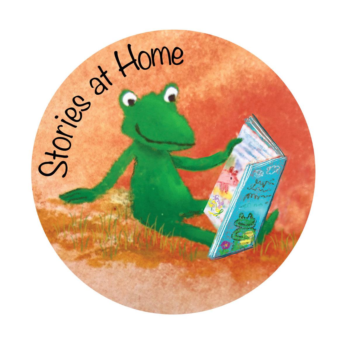 Stories at Home logo