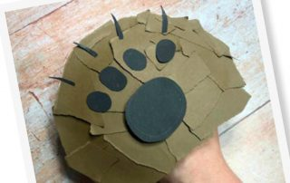 Make your own bear claws