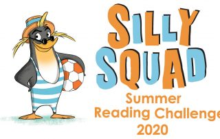Silly Squad summer reading challenge