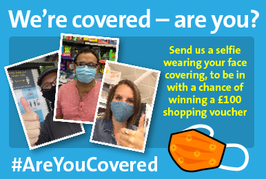 Are You Covered competition