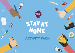 Stay At Home Activity Pack